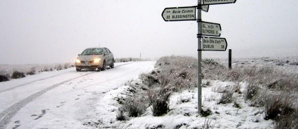 Conseils pour rouler en sécurité pendant l'hiver.