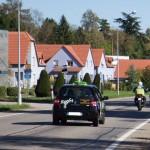 Retour à l'auto-école à Burnhaupt-le-Haut