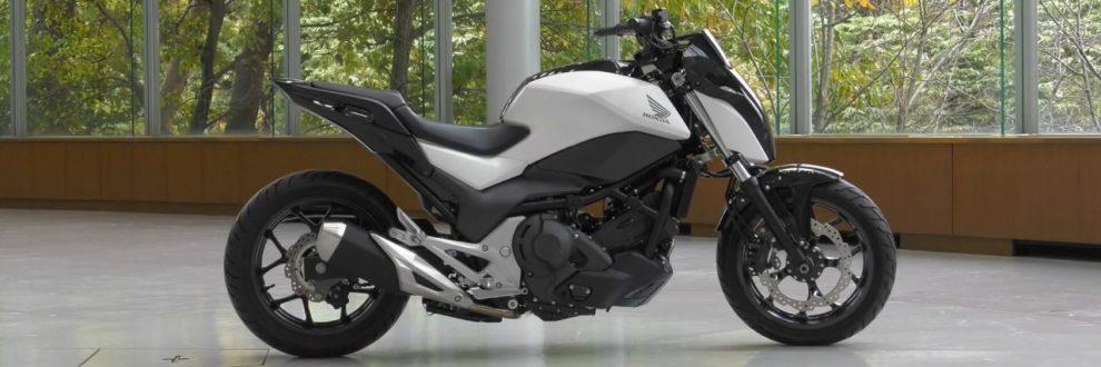 Honda présente la moto qui tient toute seule !