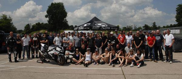 Chenevières, Initiation circuit 2016