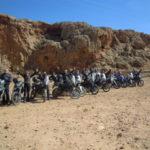 alignement motos