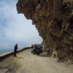 rocher surplombant