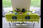 ASSR2 collège Nathan Katz